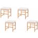 Set 4 sillas Coquet - Marca Smart