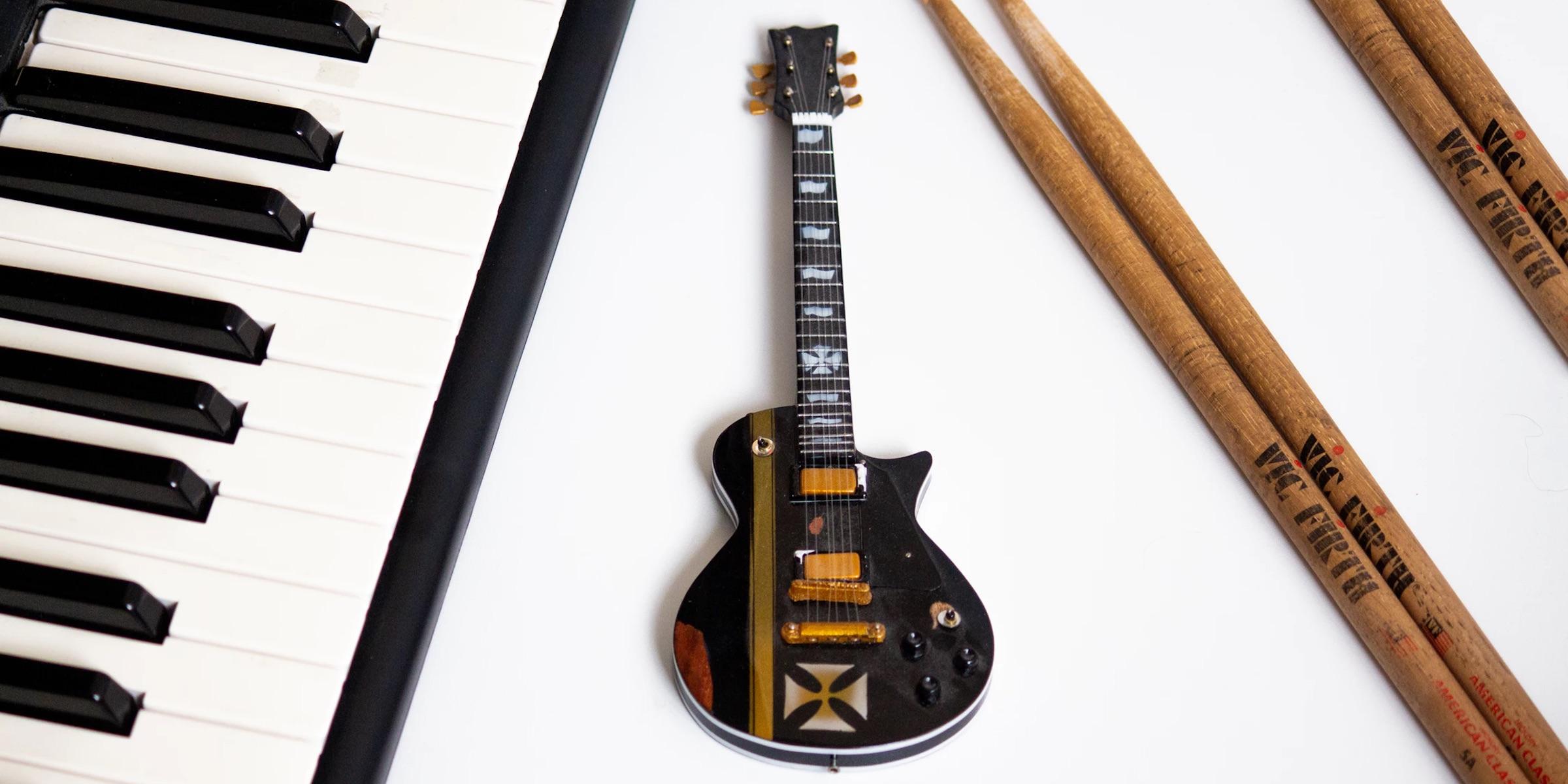 Instrumentos Musicales - Guitarras - Teclados - Baterías - Trompetas
